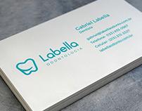 Logotipo Labella Odontologia