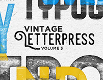 Vintage Letterpress Effects