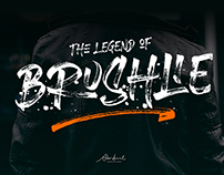 Brushlie - Urban Typeface -