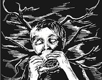 Illustration and Logo— Abovemen band