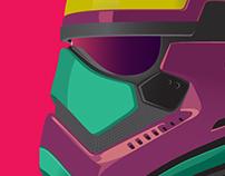 Stormtropper FN-2187 Illustration