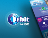 Wrigley Orbit website