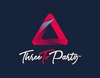 LOGO - Three To Party