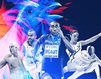 France Olympique - Esprit Bleu Rio 2016