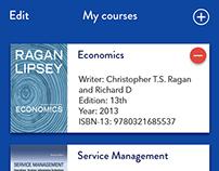 Congopam iOS app UI