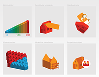 Vereniging Eigen Huis infographics