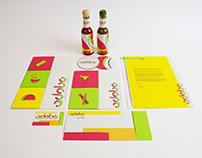 Restaurant Branding: adobo