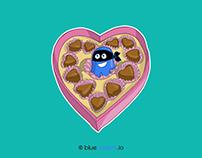 Joyeuse Saint Valentin - BLUECODERS