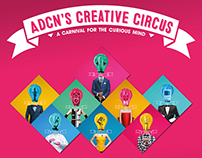 ADCN'S CREATIVE CIRCUS