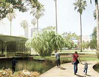 Farroupilha Park Pavilion concept project