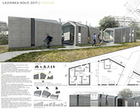 KOŁO Public Toilet Design Concept 2017