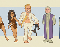 Beneath The Planet of the Apes: The Animated Series