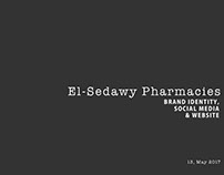 El Sedawy Pharmacies Branding & Marketing Proposal