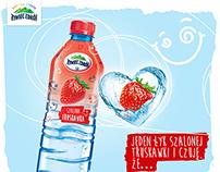 Żywiec Zdrój - Strawberry TV Ad