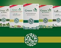 Product Photography - Laplant Tea