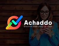 Logo Marketplace - Ecommerce Achaddo 2018