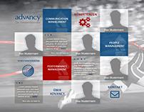 Advancy   website