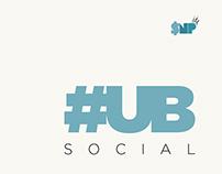 #UBSocial Social Media Campaign