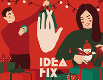 Posters for IDEA FIX