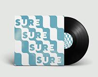 Sure Sure Album Artwork Redesign