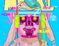 Heavy Metal #289 Augmented Reality Cover and APP