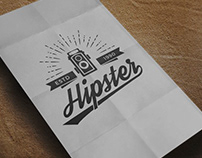 Folded Paper Logo Mockup Free Download