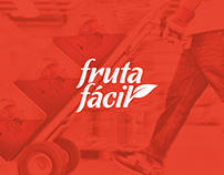 Fruta Fácil - Complete Branding and Packaging