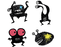 Stickers (Graphic Design Intro)