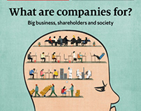 What are companies for?