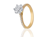 Diamond Ring Photography