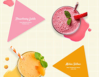 Oh lala – Theme for Ice Cream, Cookie Shop & Juice Bar