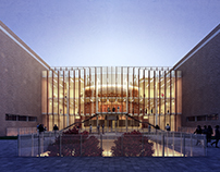 Music School Warsaw competition