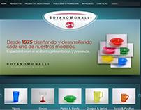 DiseñoWeb Boyano Monalli