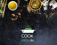 COOK FRESH.IN Redesign
