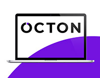 OCTON Marketing Agency   Rebranding