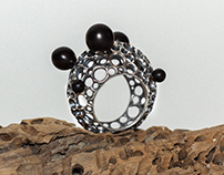 "ring ""FULL MOON"""