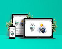 Spacetrek Global | Website & UX Design