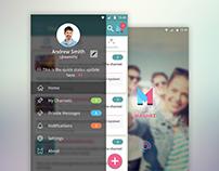 Magnet - Social App