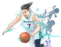 NBA Portraits