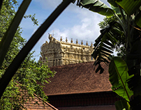 IN & AROUND Padmanabhaswami Temple