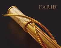 FARID'S LUXURY SIGNATURE PEN