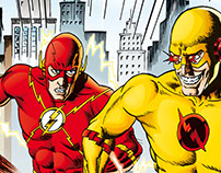 Flash vs Reverse-Flash