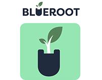 BLUEROOT // APP DESIGN
