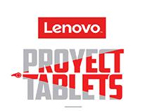 LENOVO Proyect-Tablets