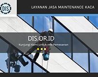 Jasa Maintenance Kaca