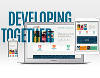 FCB website and identity facelift.