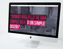 Página Web Agencia LAP