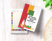 Meal & Grocery Shopping Planner