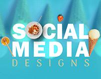 Waffle | Social Media Designs