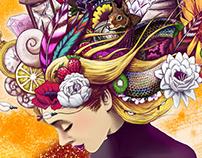 """Illustration pour le festival """"Vents d'été 2 """""""